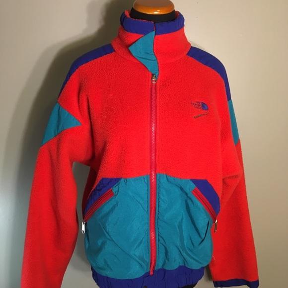 207109cc1 80's vintage The North Face Extreme-z fleece